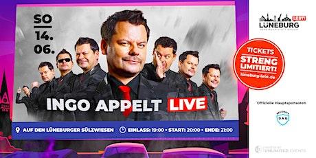 Ingo Appelt LIVE - Autokino Lüneburg Tickets