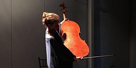 Elinor Frey Live - Concert #6 - Bach Suite 6 - Guest TBD tickets