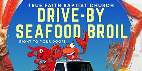 Drive By Crab Seafood Boil tickets