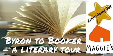 Byron to Booker - a #NottGoingOut virtual literary tour tickets