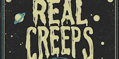 Real Creeps (Livestream Performance) tickets