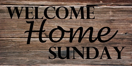 Celebration Baptist Church's Welcome Home Sunday tickets