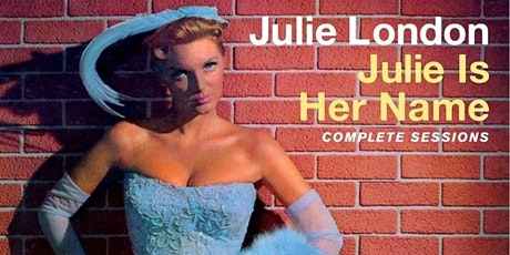 PETRA VAN NUIS & ANDY BROWN perform JULIE LONDON'S JULIE IS HER NAME tickets