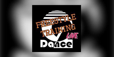 Start2Dance - Outdoor Freestyle Training Tickets