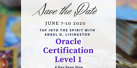 Oracle Certification Level 1 First Class tickets