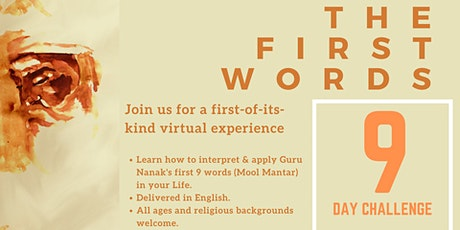 Nanak Time 9 Day Challenge - Apply Guru Nanak's Teaching in Your Life tickets