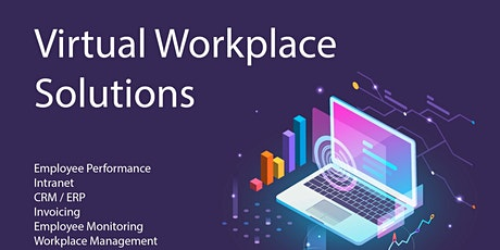 Virtual Workplace Solutions Webinar tickets