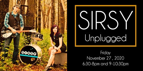 SIRSY Unplugged at The 443 - NEW DATE tickets