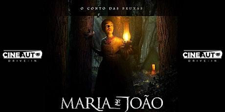 CineAuto Filme Maria e João S001 *ESGOTADO* ingressos