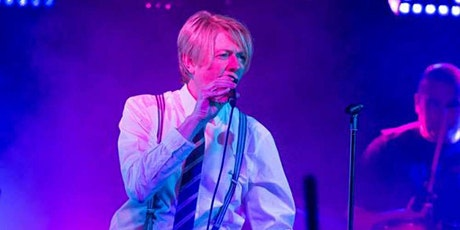 Pop Up Bowie - Multi award winning David Bowie tribute band tickets