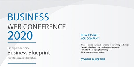 Business Web Conference 2020 tickets