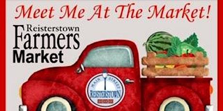 Reisterstown Farmers' Market (Reisterstown Improvement Assoc.) tickets