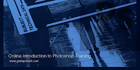 Photoshop Introduction Training Course tickets
