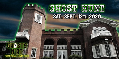Ghost Hunt at Nemacolin Castle, Brownsville PA | Saturday September 12th tickets