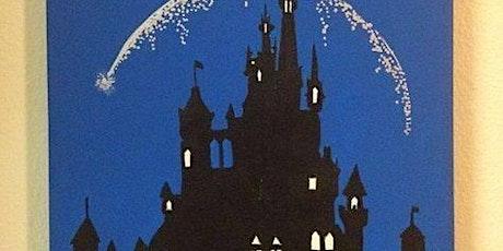 LIVE Kids Virtual Paint Class - MK Castle! tickets