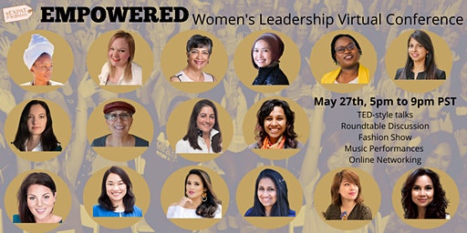 Virtual Women's Leadership Conference
