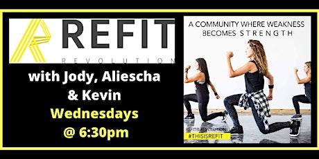 REFIT® Dance Fitness Class tickets