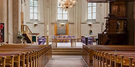 Kerkdienst test tickets