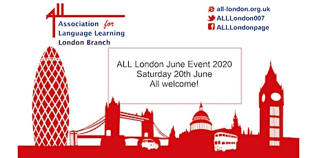 The ALL London June Event 2020 tickets