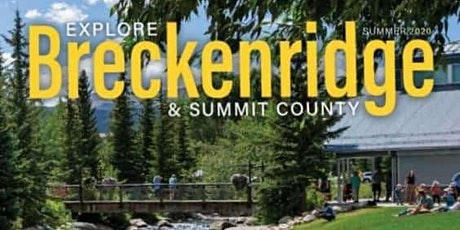 Get on the Map - Explore Breckenridge Visitor Guide 2020  tickets