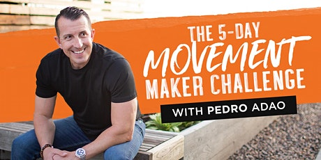 FREE 5-Day Movement Maker Challenge tickets