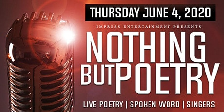 NOTHING BUT POETRY LIVE @ FRIENDS HOOKAH LOUNGE tickets
