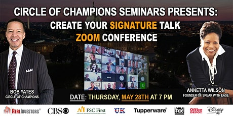 Create Your Signature Talk! tickets