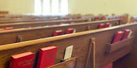 Culte de dimanche le 31 mai à 09h00 billets