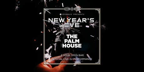 Palm House New Years Eve Party 2021 tickets