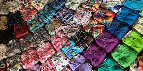 Modern Cloth Nappies 101 -  free online workshop tickets