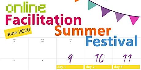 Facilitation Summer Festival tickets