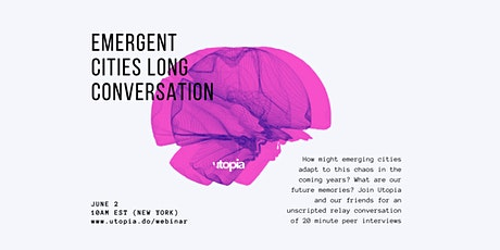 Long Conversation on Emergent Cities and Chaos tickets
