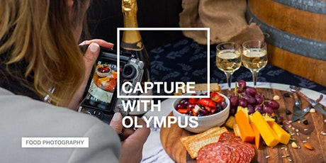 Capture with Olympus: Food (Live Stream) tickets