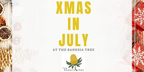 Xmas in July tickets