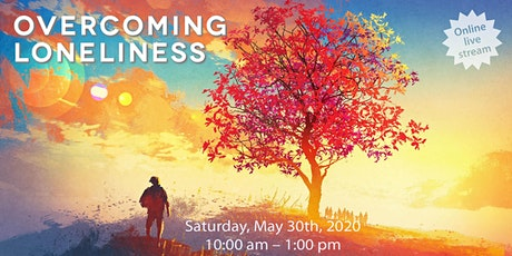 Overcoming Loneliness - an online meditation course tickets