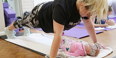 Mums Get Active Post-natal Pilates - Summer Hill tickets