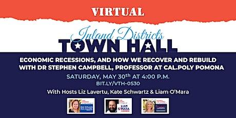 VTH 8,  The Economics of Recession & Depression tickets