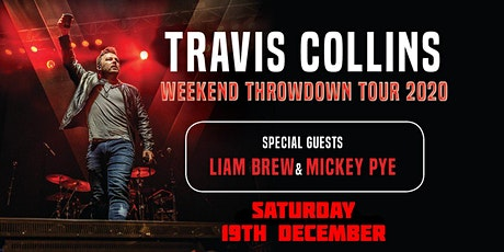 Travis Collins Weekend Throwdown 2020 tickets