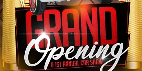 DYNAMIC CREATIONS GRAND OPENING & 1st ANNUAL CAR SHOW tickets