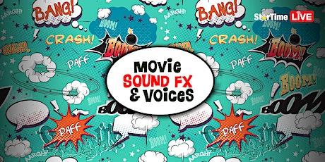 StarTime LIVE - Hollywood Sound FX tickets