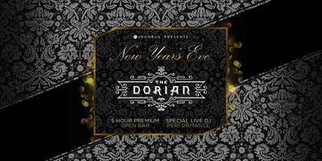 The Dorian New years Eve party 2021 tickets