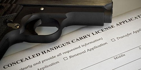 TIC FIREARMS (VIRTUAL / ZOOM) VIRGINIA CONCEALED CARRY COURSE tickets