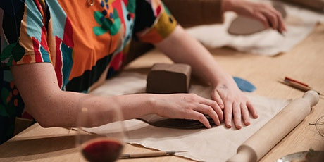 Not Yet Perfect- Pottery and Wine Night (Hand building) tickets