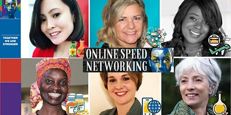 Online Speed Networking. 6 Ecommerce Business Ideas. Building the Future Together.  tickets