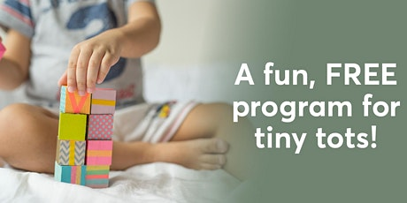 Tiny Tots - Making Rainbows - Tuesdays tickets
