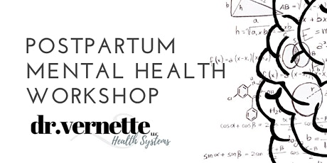 Postpartum Mental Health Workshop tickets