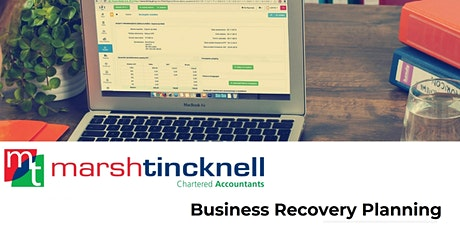 Business Recovery Planning Webinar tickets