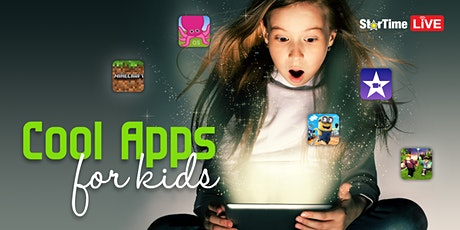 StarTime LIVE - Cool Apps for Kids tickets