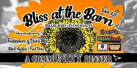 Bliss at the Barn! | Featuring Troubadours of Divine Bliss tickets
