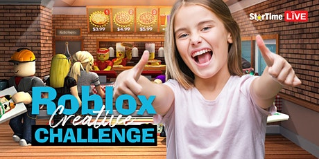 StarTime LIVE - Roblox Creative Challenges tickets